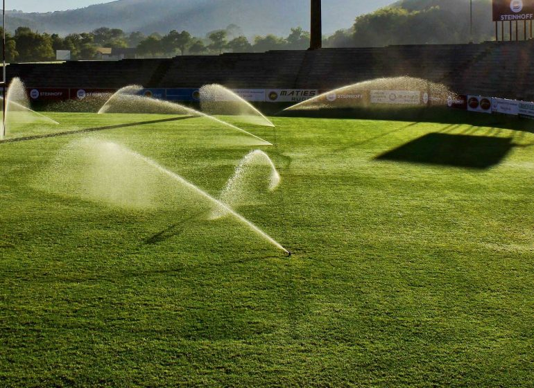 Irrigation Start-up and Fall Blow-outs