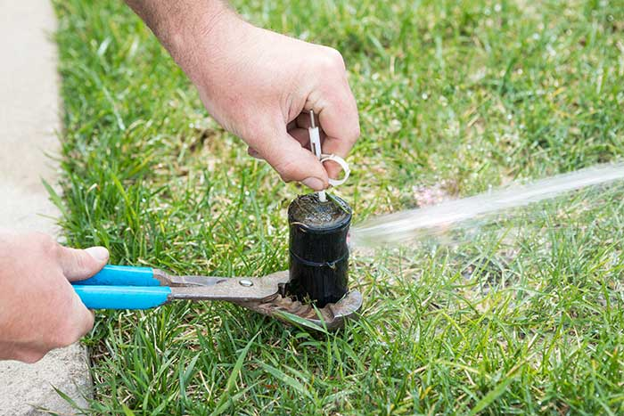 Sprinkler Repair Vernon
